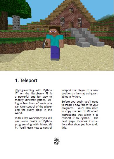 Raspberry Pi – Minecraft – Cat Lamin